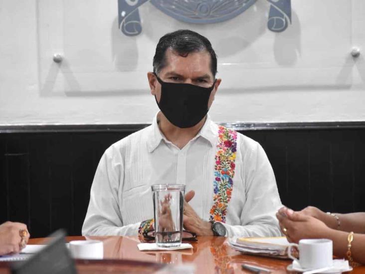 Alcalde de Coatzacoalcos llama a mantener medidas sanitarias
