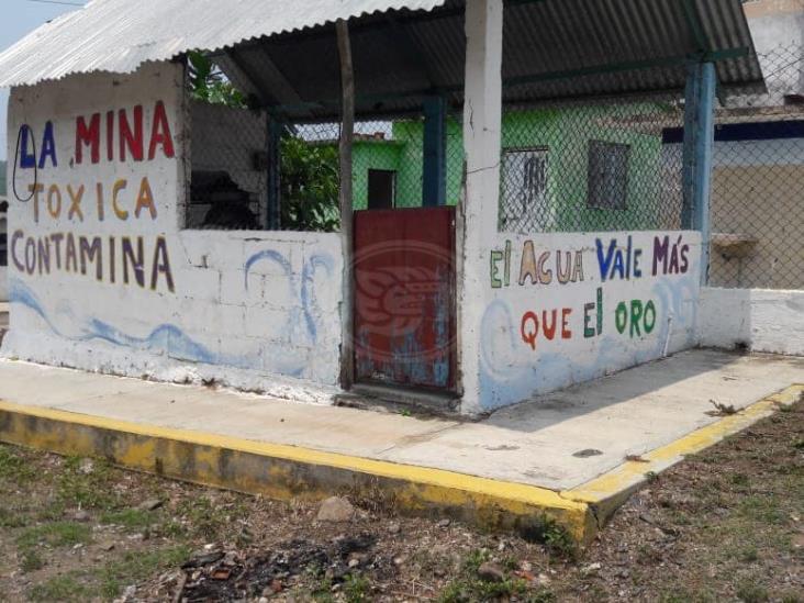 Ven colusión  entre el narco y mineras en Veracruz