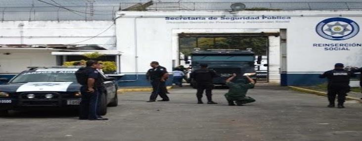 COVID-19 acecha a reos y custodios en cárceles de Veracruz