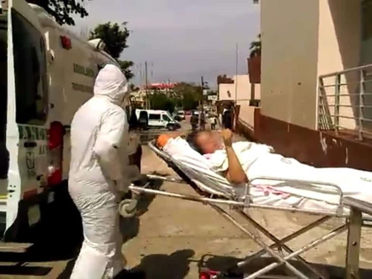 Tras permanecer 28 días intubada, vence al Coronavirus en Coatzacoalcos
