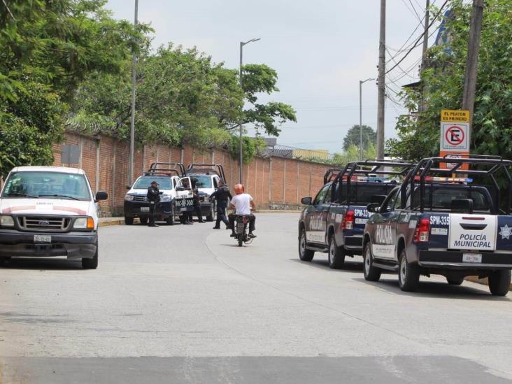 Oficiales de Oaxaca son detenidos en Ixtaczoquitlán