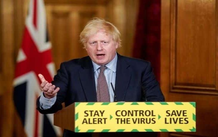 Condena Boris Johnson el racismo y el asesinato de George Floyd