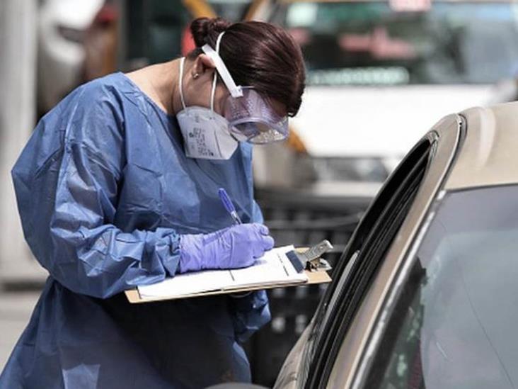 México registró por primera vez más de 1.000 muertos por coronavirus en un día