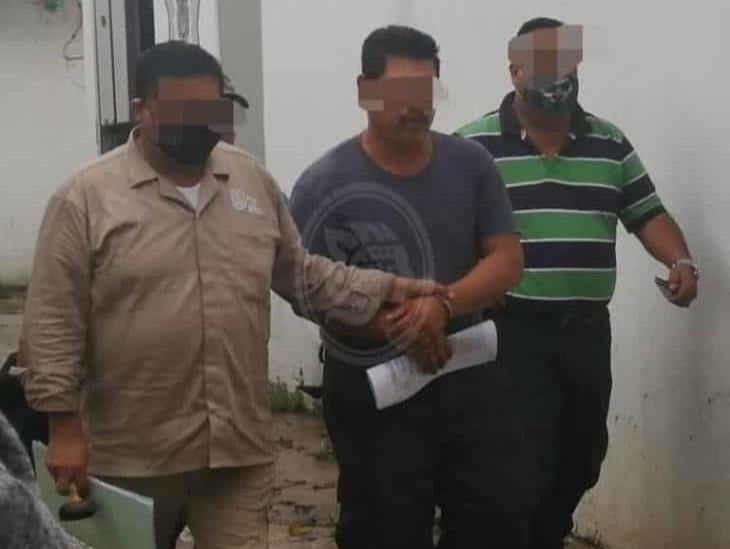 Encarcelado Policía de Las Choapas por probable feminicidio