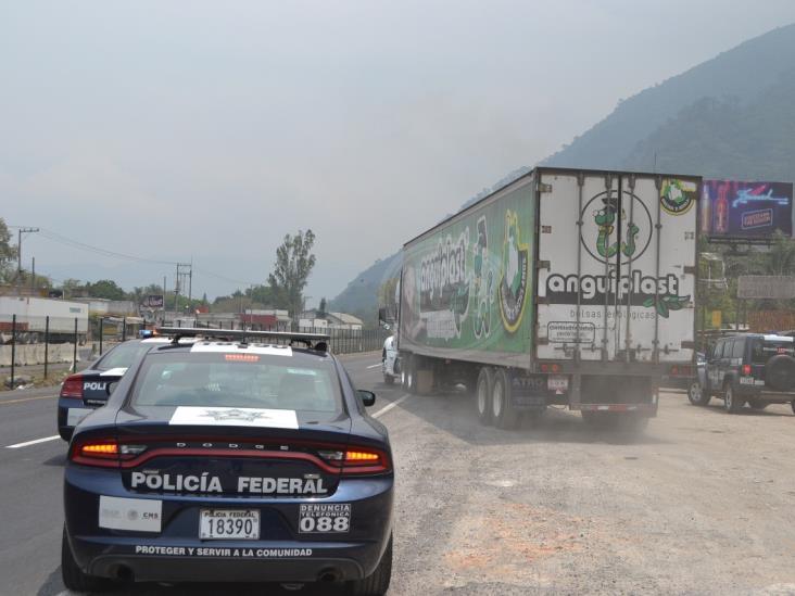 Denuncian nuevo asalto masivo sobre la Puebla-Córdoba