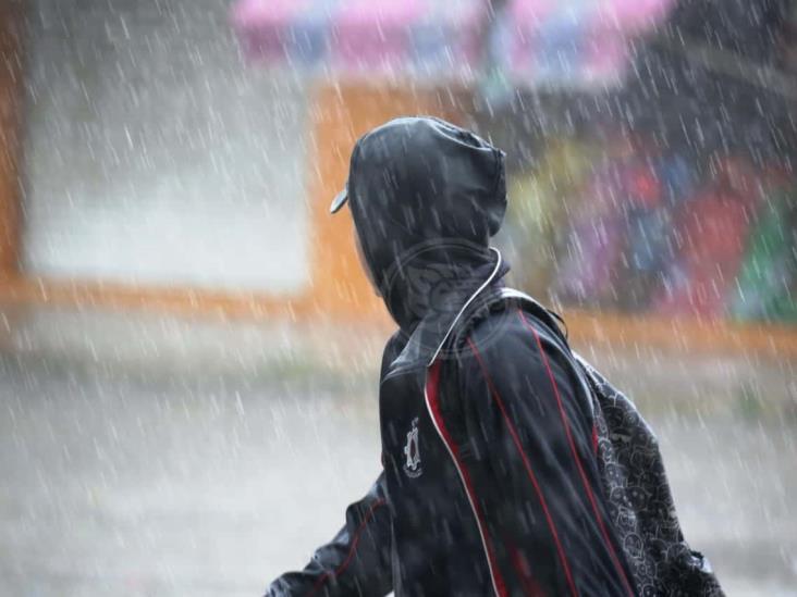 Cristóbal se debilita; peligro mínimo para Veracruz