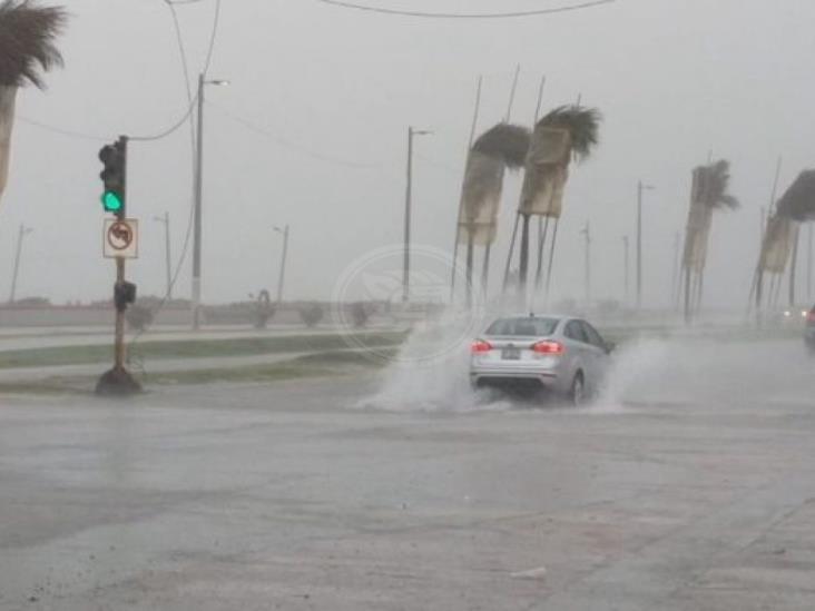 Cristobal seguirá generando fuertes lluvias en la zona sur de Veracruz