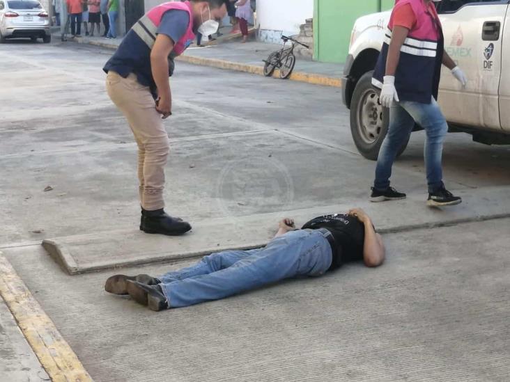 Asesinan a balazos a sujeto en Álamo