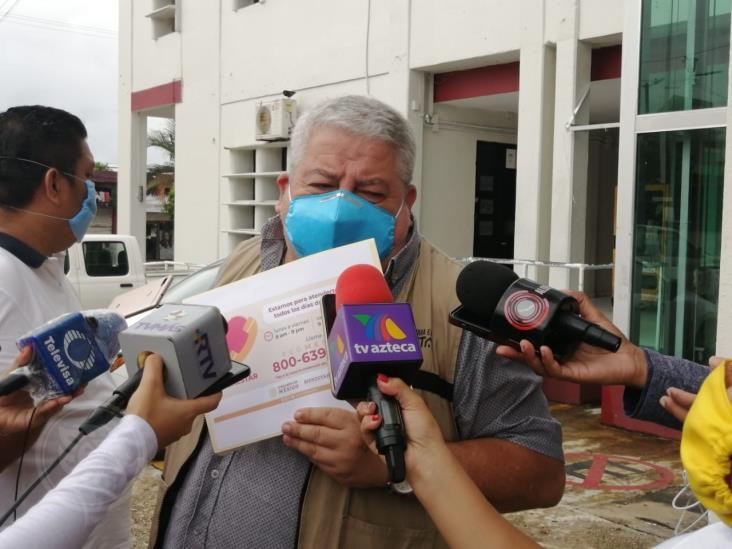 Taxistas y meseros tendrán sus ´Créditos a la Palabra´: Manuel Huerta