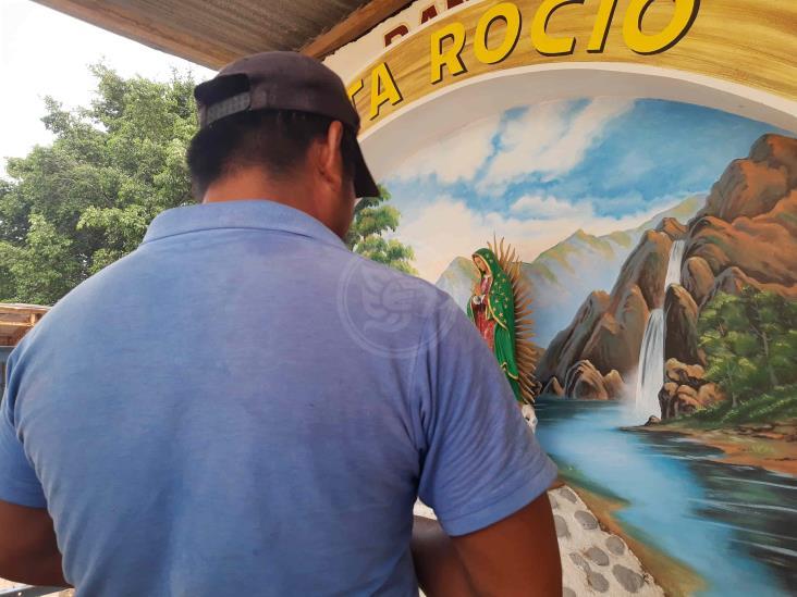 Denuncian allanamiento indebido de un rancho en Texistepec