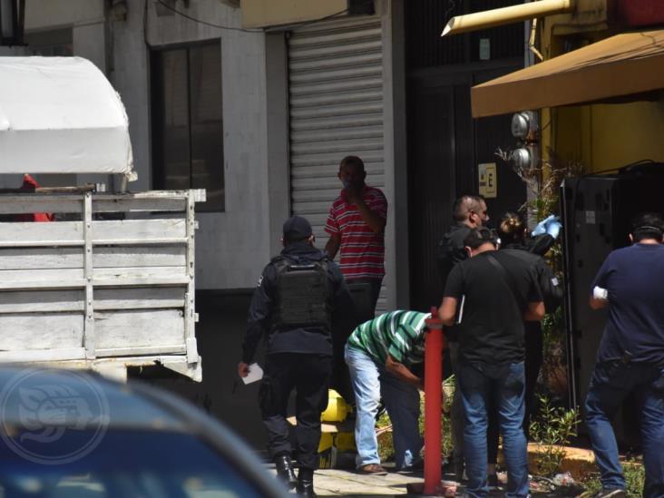 FGR reactiva diligencias y retira mobiliario del bar Caballo Blanco