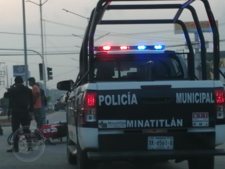 Sujeto queda a disposición por intento de asalto en Cosoleacaque