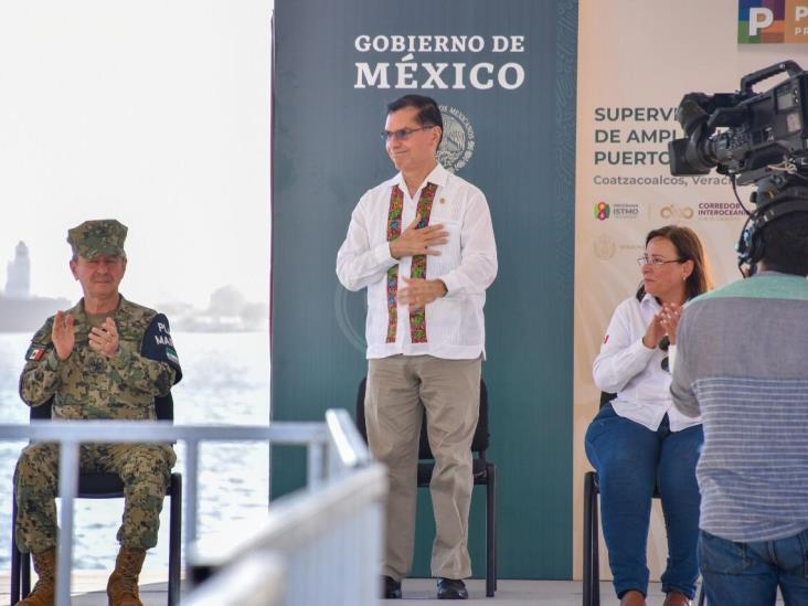 Reactivación del sureste de Veracruz, una realidad: Víctor Carranza