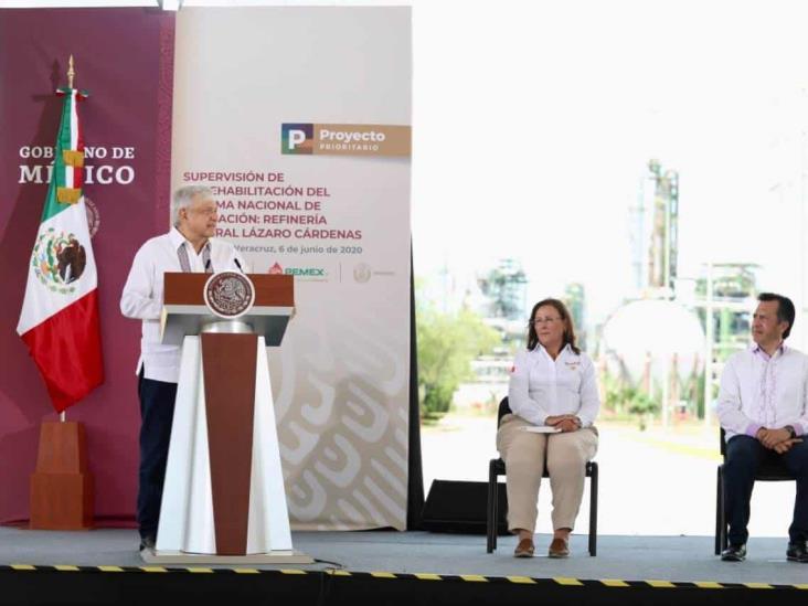 Cuitláhuac, gobernador honesto y con convicciones como hace tiempo no había: AMLO