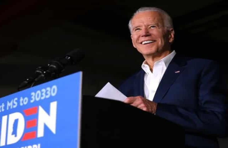 Gana Joe Biden candidatura presidencial demócrata en EU