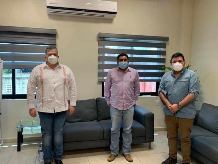 Escuchando a los alcaldes para reforzar acciones en sur de Veracruz: SSP
