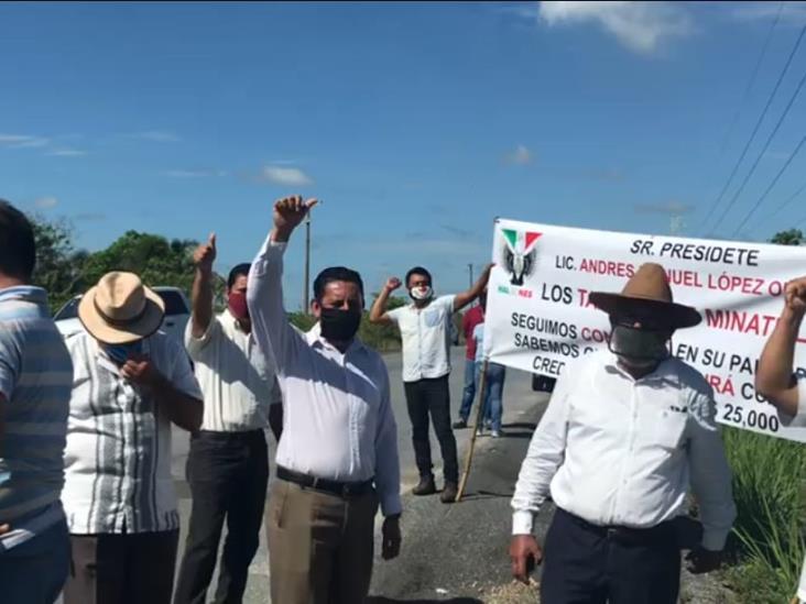 Se atenderán peticiones de taxistas de Minatitlán: Huerta