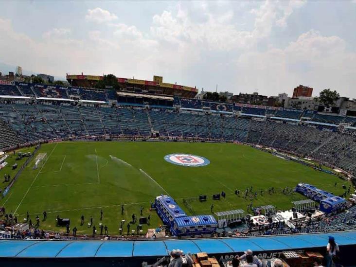 Cruz Azul pagaba 10 millones de renta por Estadio Azul