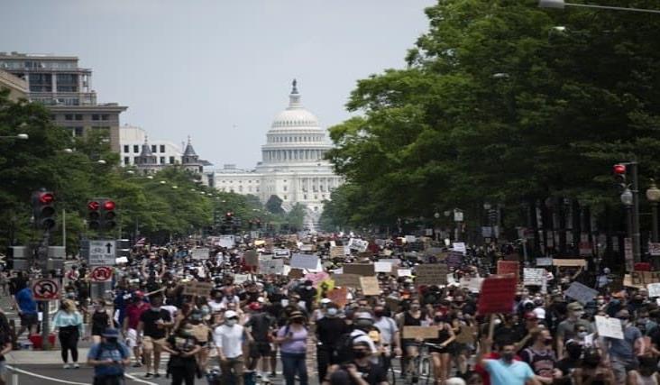 Trump ordena a la Guardia Nacional retirarse de Washington