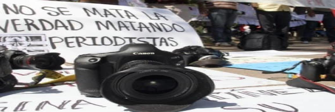 Más de dos agresiones diarias contra la prensa en México