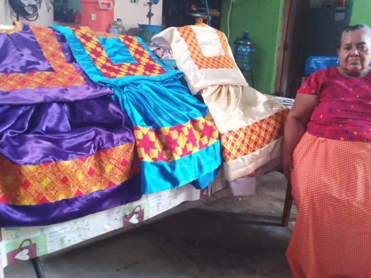 Pandemia afecta venta de productos artesanales del Istmo de Tehuantepec
