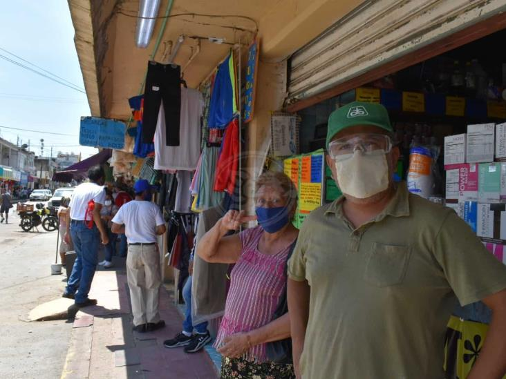 Locatarios del mercado Miguel Alemán llevan un mes sin agua