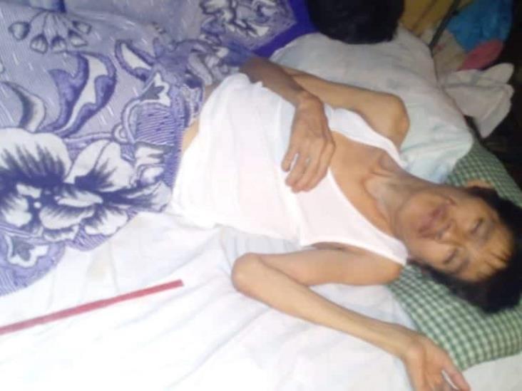 En Coatzacoalcos, mujer pide ayuda para funeral de su hijo