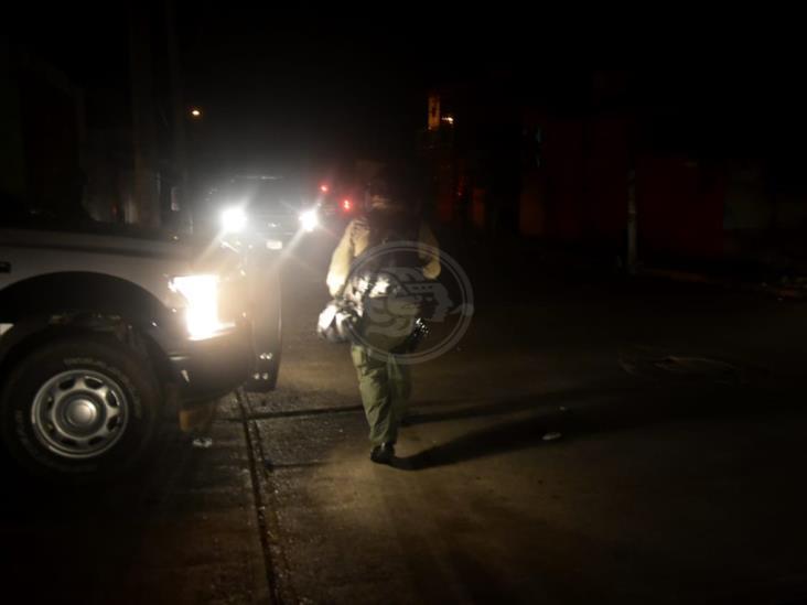 Asaltan gasolinera de entronque a Nanchital; empleados con crisis nerviosa