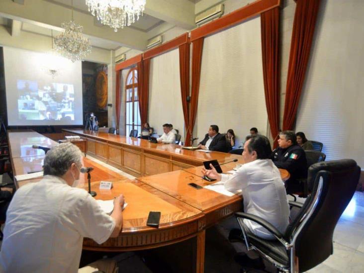En reunión con empresario en capital se reforzará seguridad: SSP