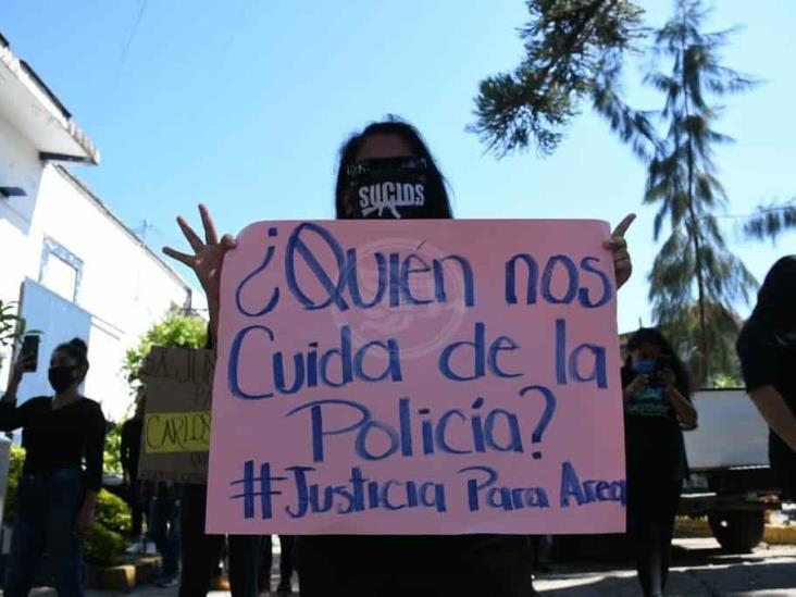 Se deslindan familiares de Carlos Andrés de vandalismo en centro de Xalapa