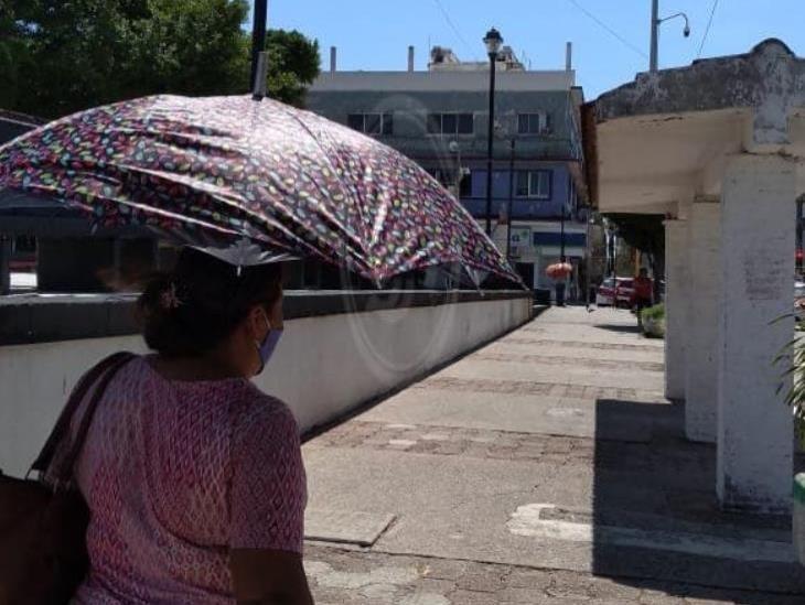 Persistirá surada con ambiente caluroso en la zona sur de Veracruz