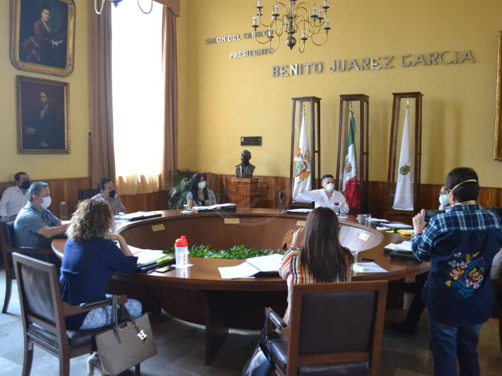 En sesión cerrada, avala cabildo de Orizaba reforma electoral