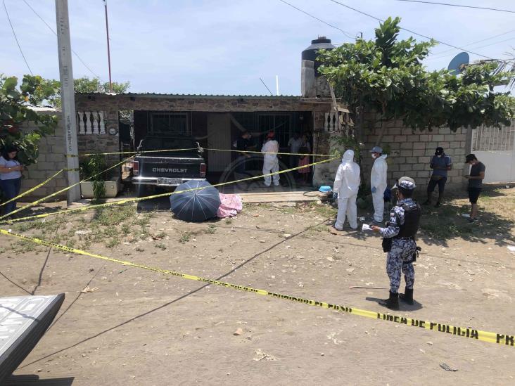 Muere señor por aparentes causas naturales en Veracruz