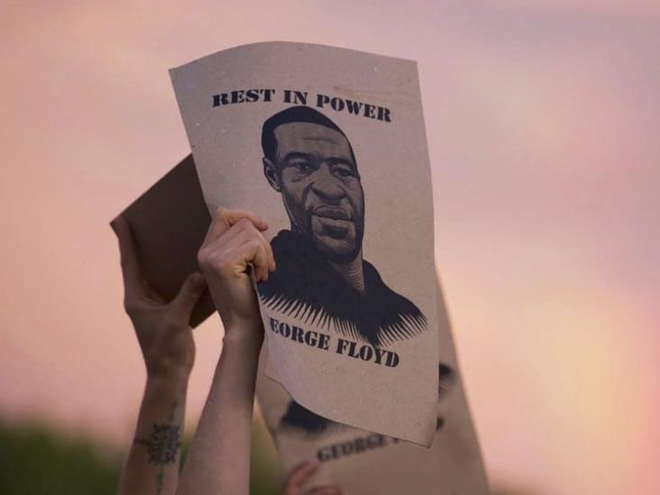 Se pronuncia AMLO en contra del racismo por caso George Floyd