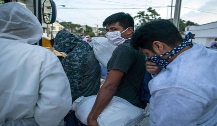 Se reanudan vuelos de guatemaltecos deportados desde EU