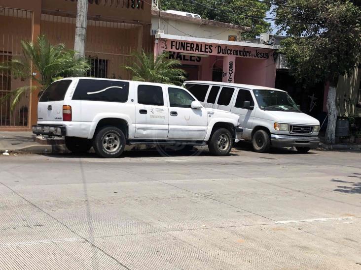 Cierran SEMEFO UV; Dirección de Servicios Periciales guardaba cuerpos en funeraria