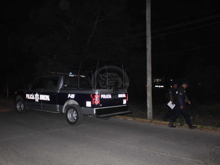 Rafaguean domicilio en Agua Dulce; dos resultan lesionados