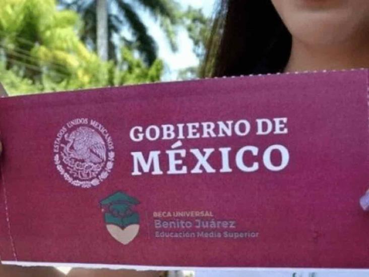 Solicitudes de becas Benito Juárez saturan plataforma de gobierno