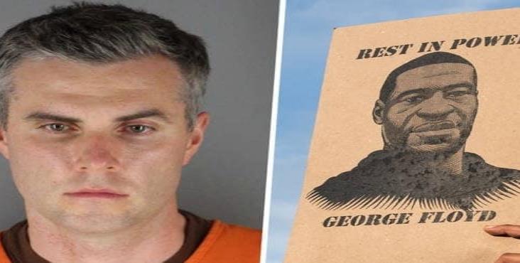 Policía implicado en muerte de George Floyd sale libre