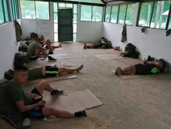 Reprueba Sedena trato injusto a soldados por Covid-19 en QR