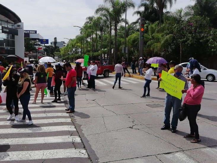 Tras protestas, llegan a acuerdos cantineros y ayuntamiento de Córdoba