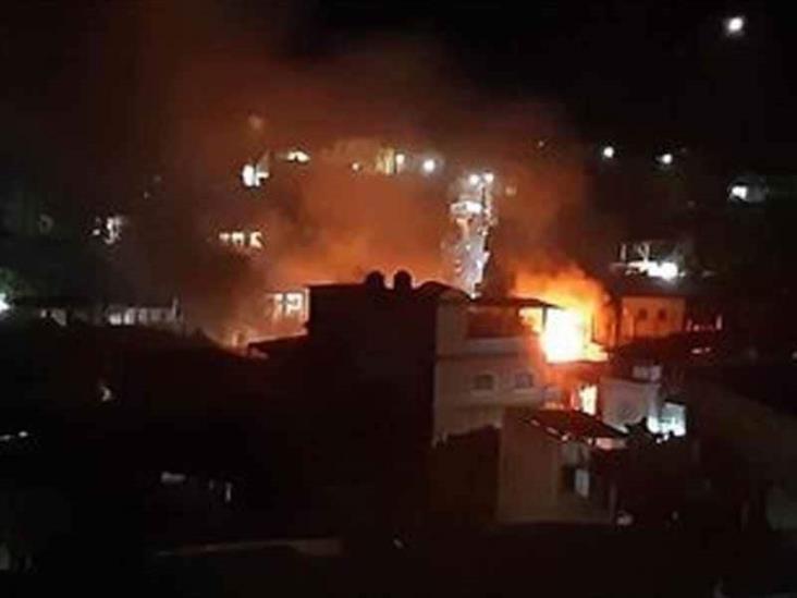 Incendian clínica en Chiapas tras muerte de una persona por Covid-19