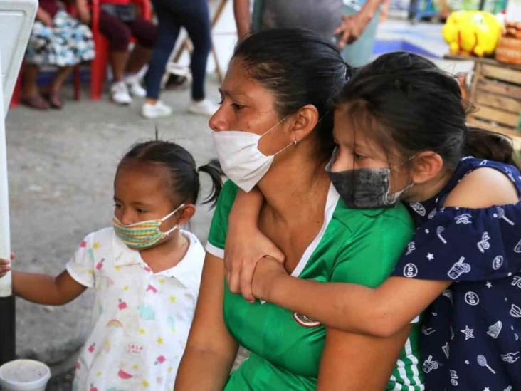 Suman 245 fallecidos por COVID-19 en 15 municipios del Sur