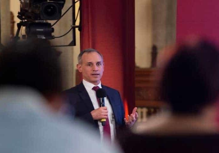 Pandemia podría prolongarse a octubre: López-Gatell