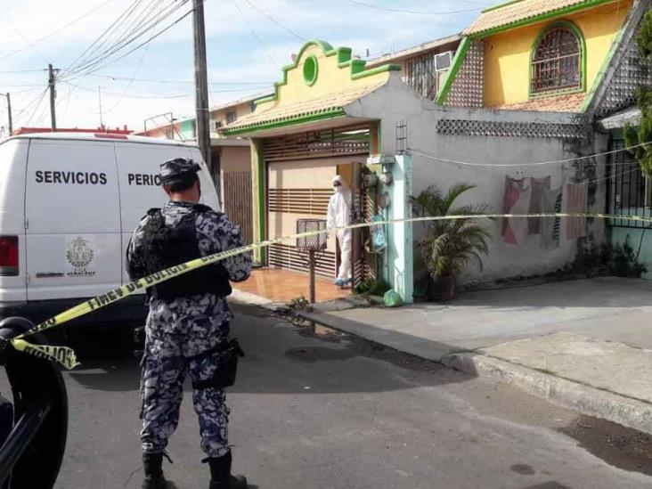 En Veracruz, hallan a hombre sin vida al interior de su vivienda
