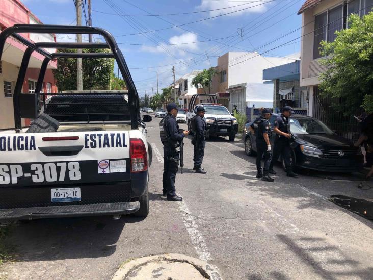 Asaltan a cuentahabiente de sucursal bancaria en Veracruz