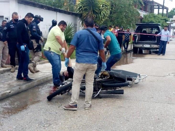 Asesinan a conocido mecánico en Las Choapas