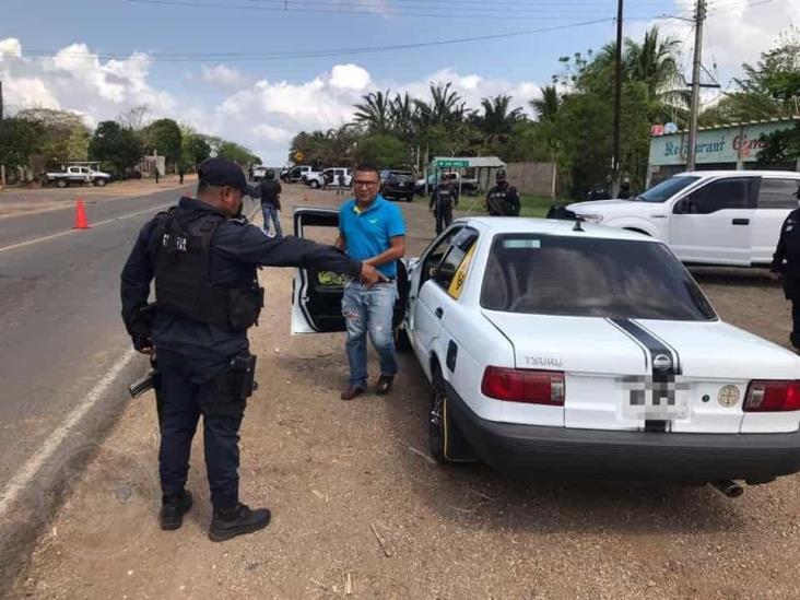 En alerta SSPE ante amenazas y ataques en el sur de Veracruz