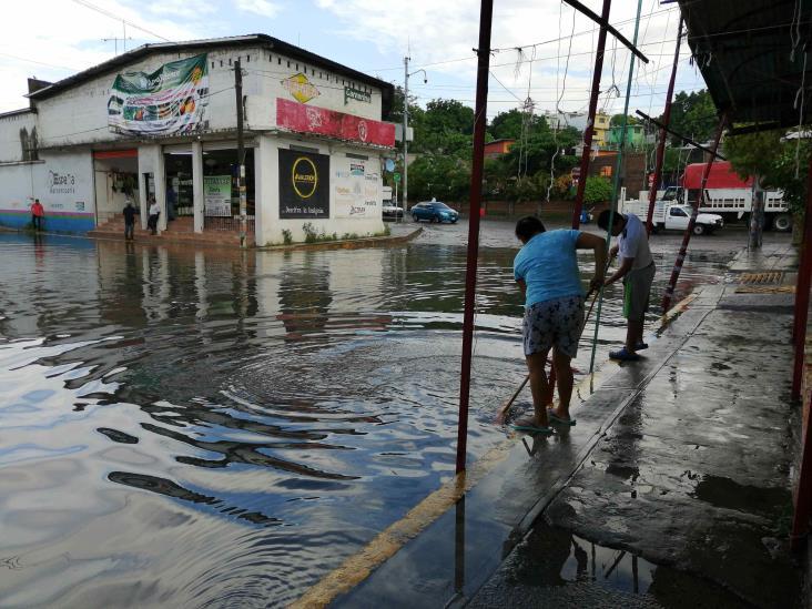 Fuertes lluvias afectaron a 7 municipios del estado: PC Estatal