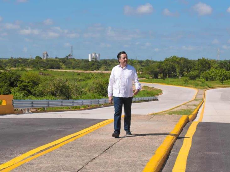 Rehabilitación del distribuidor vial Morelos, clave para Corredor Interoceánico